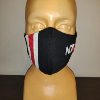 Mass Effect mask n7